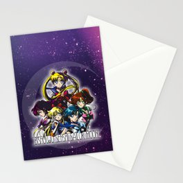 Sailor Moon S Stationery Cards