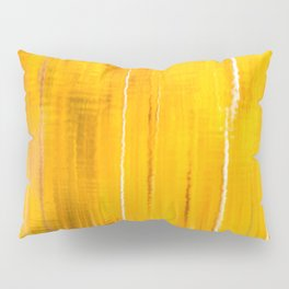 Autumn colors reflecting on the lake surface #decor #buyart #society6 Pillow Sham