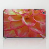 dahlia iPad Cases featuring Dahlia  by Lena Photo Art