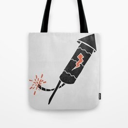 Bolt... Tote Bag