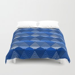 Op Art 113 Duvet Cover