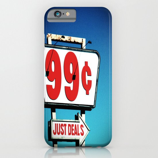 99 Cents. iPhone & iPod Case