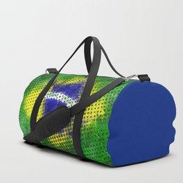Brazil - Brazilian Flag Duffle Bag