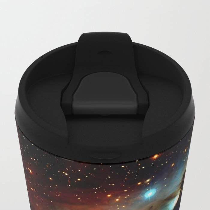 Galaxy Nebula : Messier 78 Metal Travel Mug