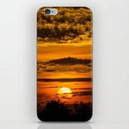 Waco Sun pt.2 iPhone Skin