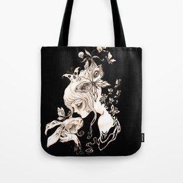 Alice Dreaming Tote Bag