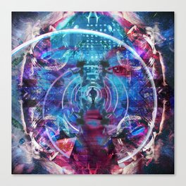 Parting the Sea of Illusion Canvas Print