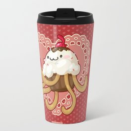 Cupcake Jellyfish Love Travel Mug