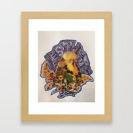 Aesthete Framed Art Print