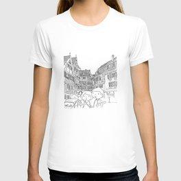 promenade en Alsace T-shirt