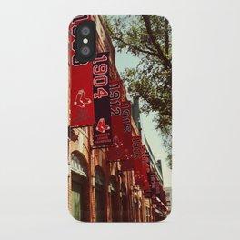Fenway Gate A iPhone Case