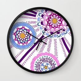 Go For It! Wall Clock