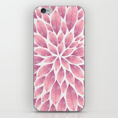 Petal Burst #10 iPhone Skin