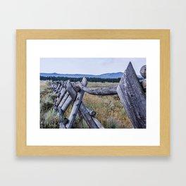 The Ranch III Framed Art Print