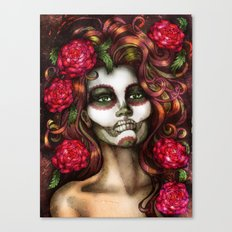 Victoria Rose Canvas Print