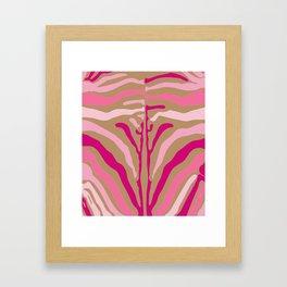 Safari Wild Framed Art Print