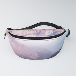 Forest Sunrise Fanny Pack