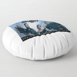 Skillet Joy Unleashed The Tour Floor Pillow