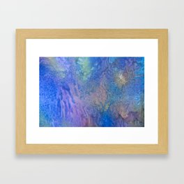 Watery Dreams Framed Art Print