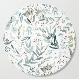 Eucalyptus pattern Cutting Board