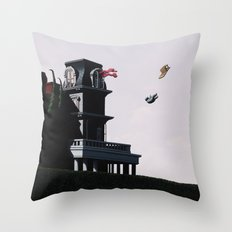 It Was No Surprise Throw Pillow