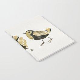24-Karat Goldfinches Notebook