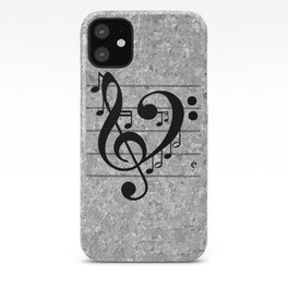 Love Music iPhone Case