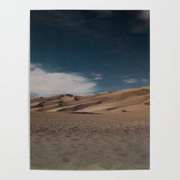 Midnight in the Desert Poster