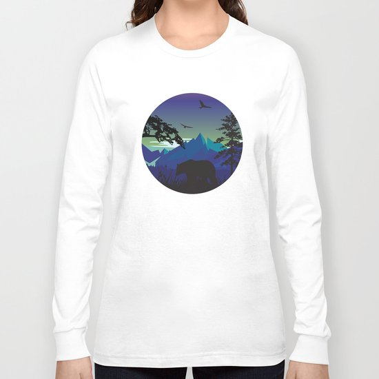 My Nature Collection No. 44 Long Sleeve T-shirt