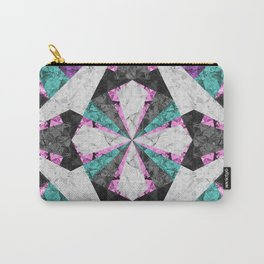 Marble Geometric Background G440 Carry-All Pouch