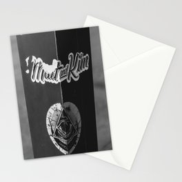 Music on the Streets Stationery Cards