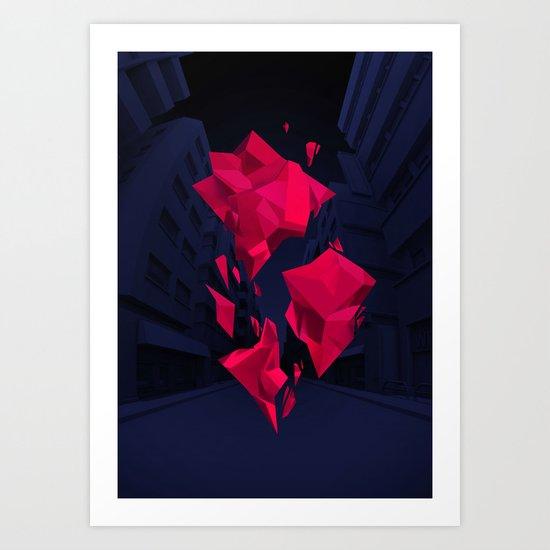 Akira Art Print