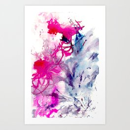 Clairvoyance #2 Art Print