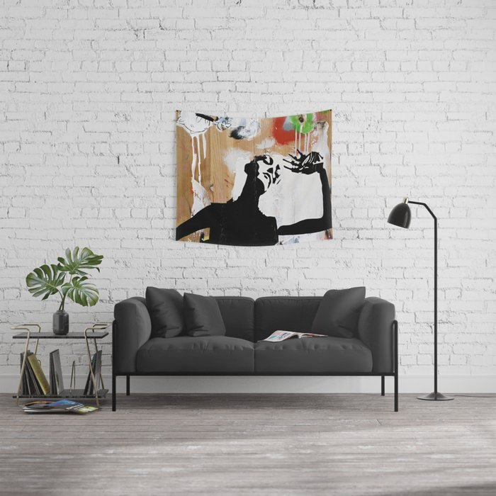 Hot NEW Decay Wall Tapestry