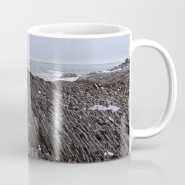 The Ends of the Earth are Frozen in Time Coffee Mug