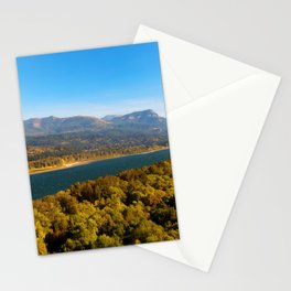 USA Oneonta Oregon Nature Forests landscape photography river forest Scenery Rivers Stationery Cards