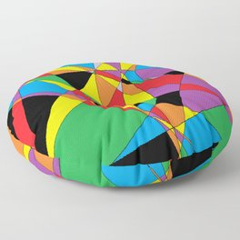 Typical Microsoft Paint Floor Pillow
