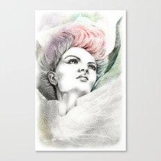 Fallen Faery Canvas Print