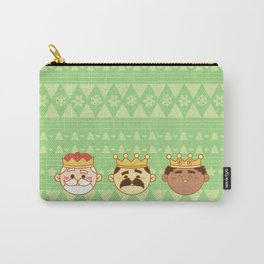 Three Wisemen Carry-All Pouch