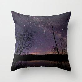 Astronomical Throw Pillow
