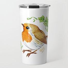 Robin & Ivy Travel Mug