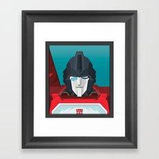 Perceptor MTMTE Framed Art Print
