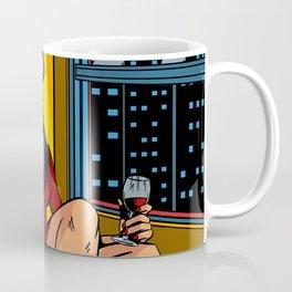 In the deep o the night Coffee Mug