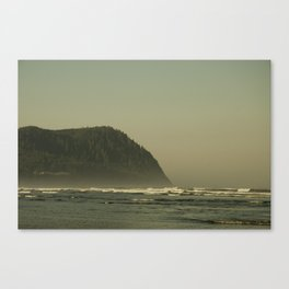 The Oregon Coast Canvas Print