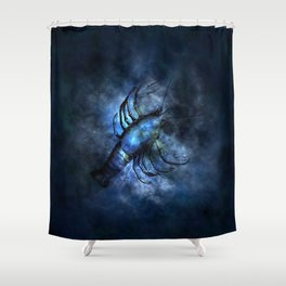 Lobster/Crab Shower Curtain