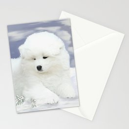 """"""" Spring's Touch """" Stationery Cards"""