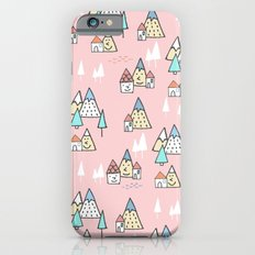 PINK MAGIC FOREST iPhone 6s Slim Case
