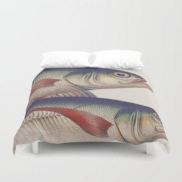 Fish Classic Designs 5 Duvet Cover
