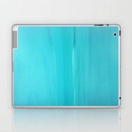 Abstract Turquoise Laptop & iPad Skin