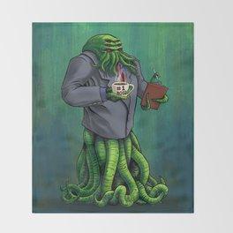 Boss Monster Throw Blanket
